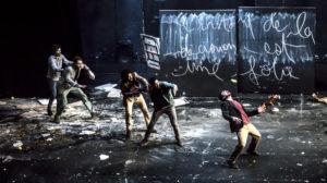 Optraken - Le Galactik Ensemble l'Avant Seine / Théâtre de Colombes