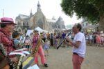 Orchestres Place des Droits de l'Homme - Jardin de Bellescyse