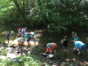 Orpaillage en rivière: à la découverte de l'Or en Limousin Maison de l'Or en Limousin