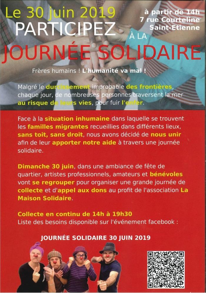 (évènement solidaire) Journée solidaire Parc de Solaure