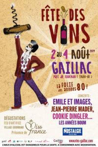 Fête des vins de Gaillac Parc Foucaud