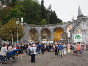 Pélerinage à Lourdes avec Lourdes Cancer Espérance- Paris Lourdes