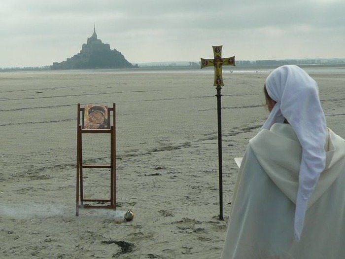 Pèlerinage de l'Assomption Le Mont-Saint-Michel