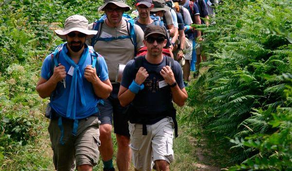 Pèlerinage des hommes