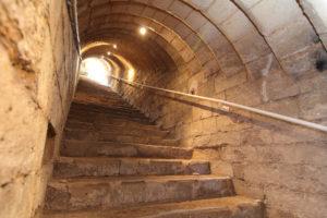 Visite libre de la Petite Carrière Petite carrière du château