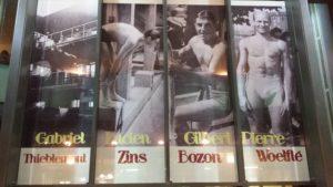 Visite guidée de la piscine Lucien-Zins Piscine Lucien-Zins