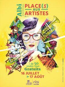 Place aux jeunes artistes Parc Rochegude