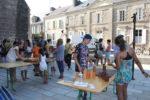 Les Retours de Plage Place du vieux marché