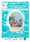 Point lecture à la piscine communautaire Piscine Communautaire