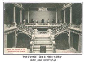 Présentation de la Justice et des bâtiments des juridictions du Haut-Rhin et Bas-Rhin Cour d'appel
