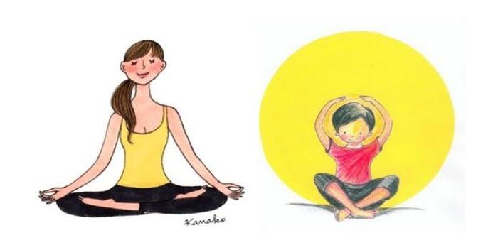 Programme Mindful Enfants & Ados - Périgueux Espace Bien-être et Yoga à Périgueux