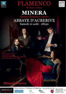 Quartet Minera - Minera Nueva abbaye d'Auberive