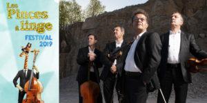 Quatuor Debussy Maison de la Culture de Nevers Agglomération