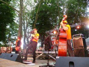 Raggadikal Sound / Guive & Ora Band / Delphine / Aya Waska Parc Wilson