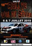 Rallye Val de Sèvre #18 La Nerrière