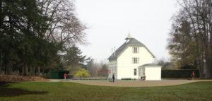 Visite insolite du chantier de reconstruction de la Maison de Fer RDV devant l'école primaire Abbaye