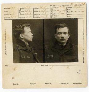 Reconstitution d'une scène de crime Archives nationales - site de Pierrefitte-sur-Seine