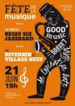 Regio Six Jazzband Le RiveRhin de Village-neuf