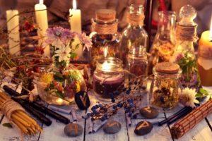 Remèdes de sorcière au Relais nature Ferme du Héron