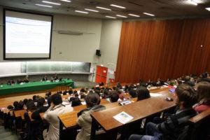 Rentrée des étudiants de 2ème année Faculté de Pharmacie - Châtenay-Malabry