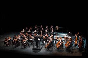 Répétition ouverte de l'orchestre symphonique de l'Université Paris Nanterre Théatre Bernard-Marie Koltés- Bâtiment Paul Ricoeur- Université Paris Nanterre