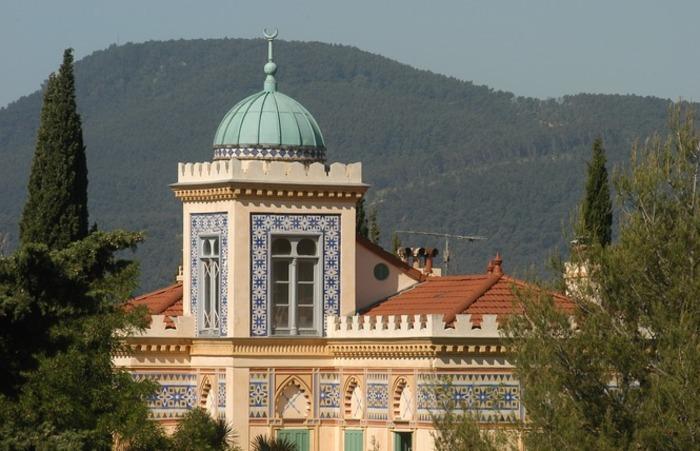 La Villa mauresque Park Hotel