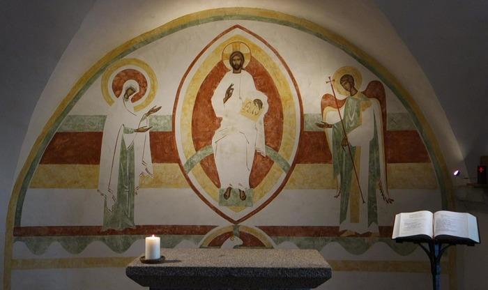 """Retraite monastique """"Suivre le Christ"""" Le Mont-Saint-Michel"""