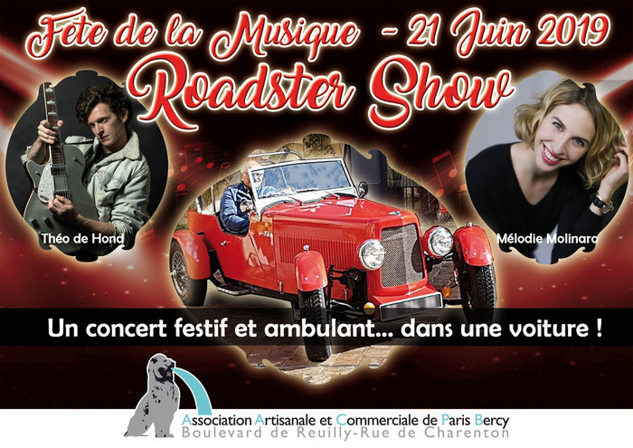 Roadster Show Leroy Merlin Daumesnil 21 Juin 2019 Unidivers