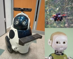 Robotique au GIPSA-LAB : recherche et applications Nuances de sciences : le village du Campus !