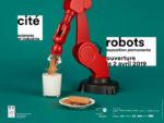ROBOTS Cité des Sciences et de l'Industrie
