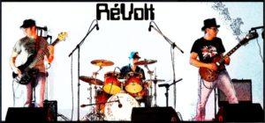 Rock'n'Pop RéVolt En face brasserie du grand marché
