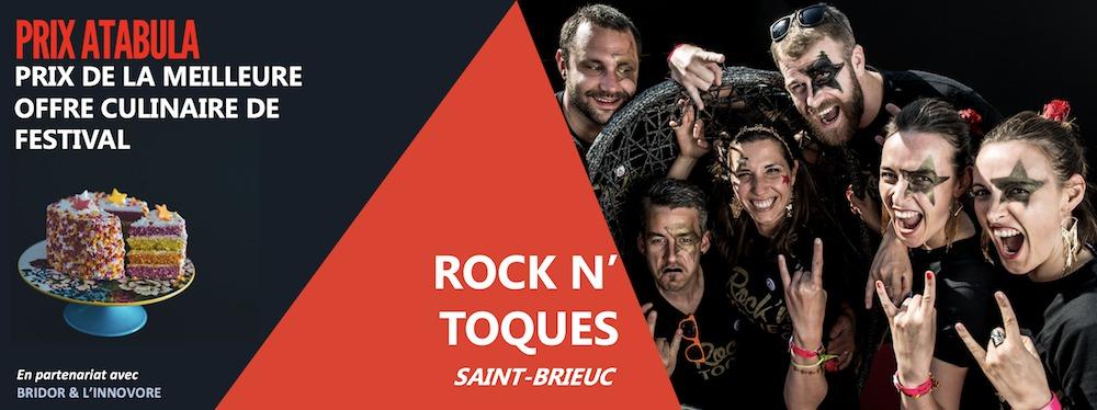 ROCK N TOQUES SAINT BRIEUC