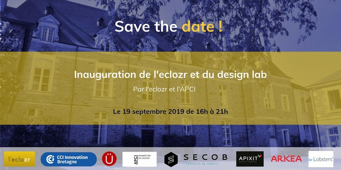 Save the date l'eclozr
