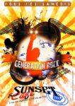 Soirée Génération Rock Sunset Café