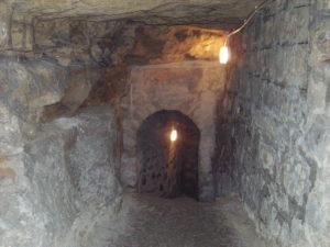 Visite libre de la cavité souterraine de l'escalier du Général Leclerc Souterrain de l'escalier du Général-Leclerc