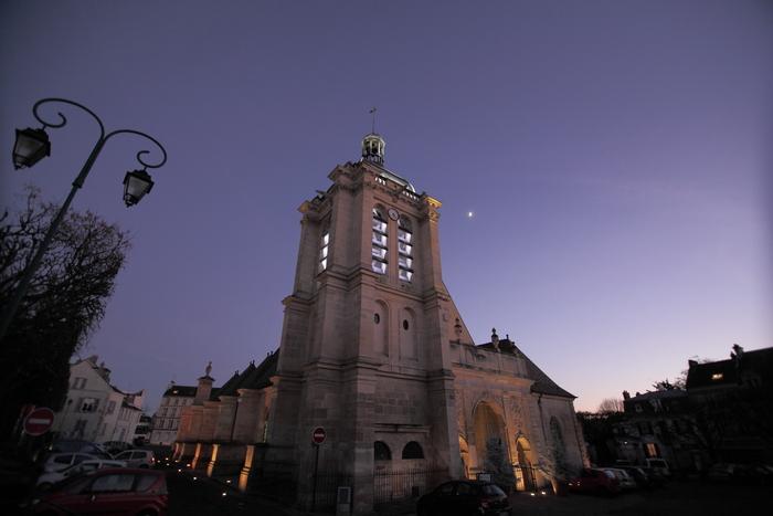 Spectacle Nicolas Flamel Église Notre-Dame