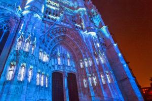 Spectacle Parvis de la Cathédrale de Beauvais