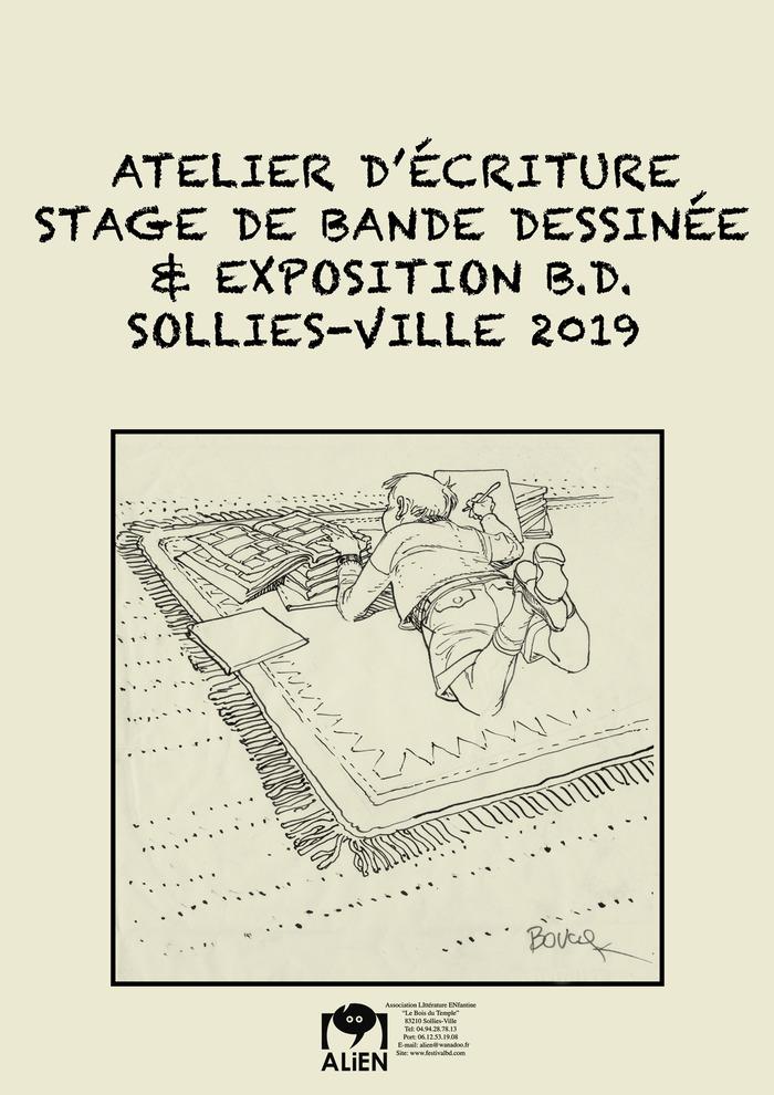Stage BD Solliès-Ville