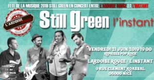 Still Green L'Ardoise Rouge