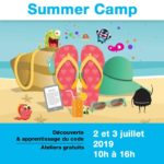 Summer Camp 2 & 3 juillet Epitech Lyon