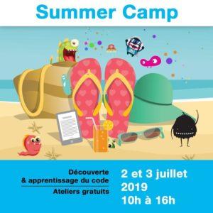Summer Camp 2 & 3 juillet Epitech Lyon
