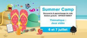 Summer Camp Epitech Nancy