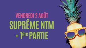 Suprême NTM / 1ère partie La Halle de Martigues