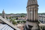 Sur les toits de la cathédrales Saint-Front Cathédrale Saint-Front