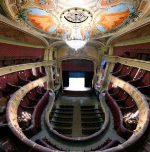 Spectacle Théâtre à l'italienne (ancien hôtel de ville)