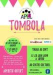 Tombola - Vendredi 28 juin Médiathèque - Centre Culturel