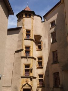 Découverte de la tour et du patrimoine urbain de la ville Tour de la Prebende des Martin