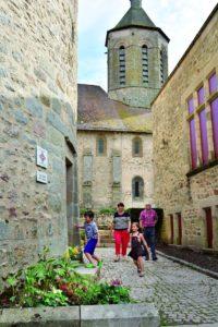 Visite d'une tour prison du XVe siècle Tour Zizim