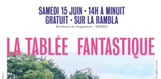 TABLEE FANTASTIQUE