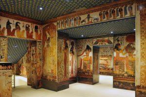 Un voyage avec Néfertari
